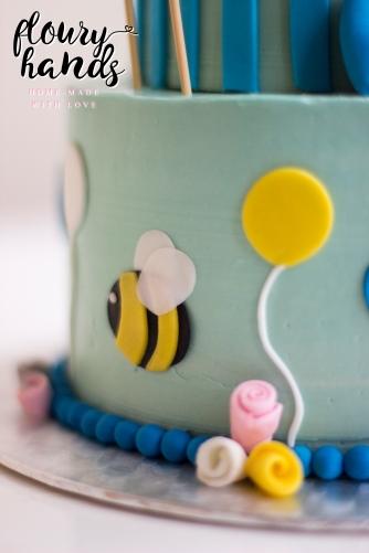 blue birthday cake 3