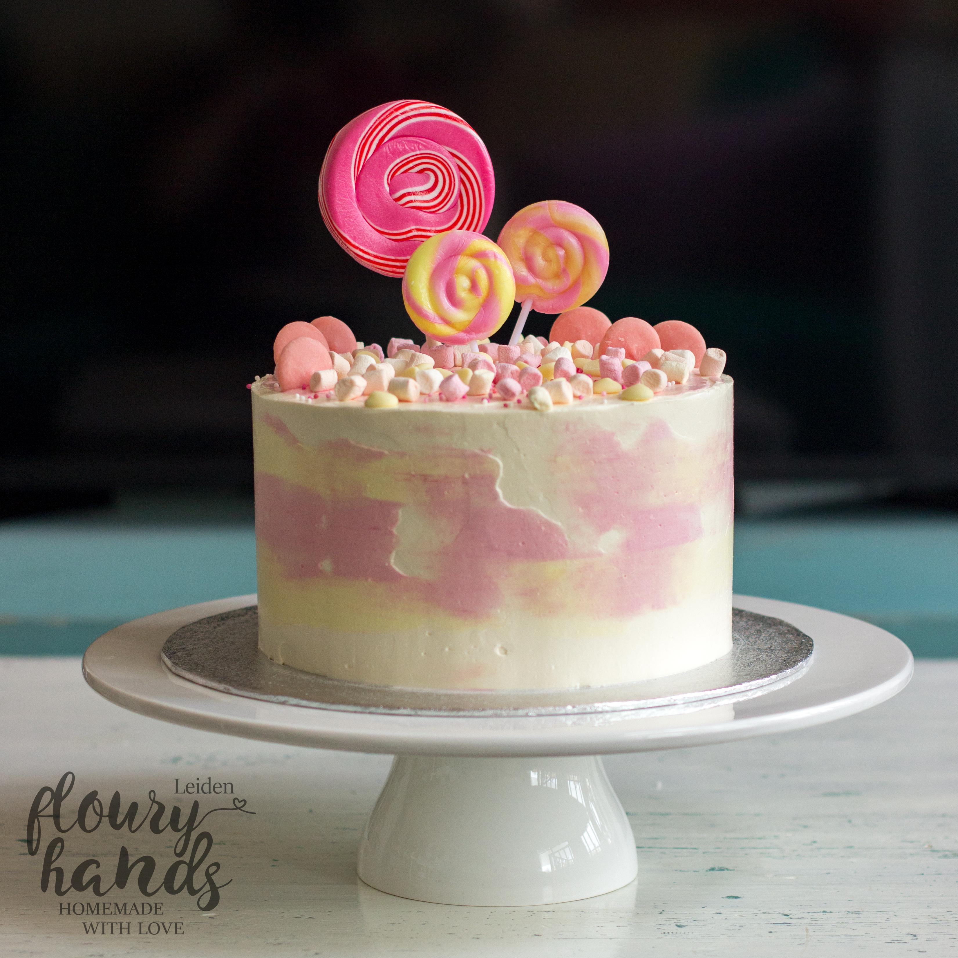 A Girls First Birthday Floury Hands